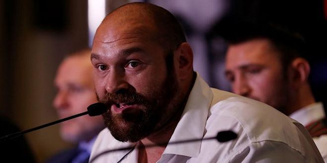 Tyson Fury The Return Of Gypsy King