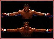 Tyson Ruddock This Month in Boxing History: March 1991 Mike Tyson vs. Razor Ruddock.