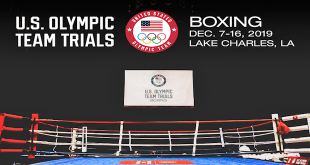 US Olympic Boxing Trials