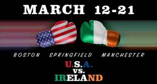USA vs Ireland