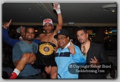 Valdez Wins1 Valdez Wins New York State Lightweight Title in Major Upset