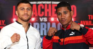 Vasyl Lomachenko Vs Miguel Marriaga