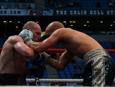 Watson Hatton101 Ringside Boxing Report: Craig Watson Vs. Matthew Hatton