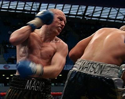 Watson Hatton111 Ringside Boxing Report: Craig Watson Vs. Matthew Hatton