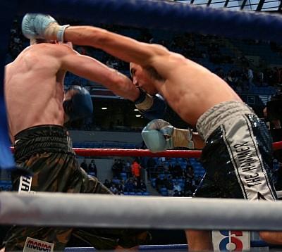 Watson Hatton121 Ringside Boxing Report: Craig Watson Vs. Matthew Hatton