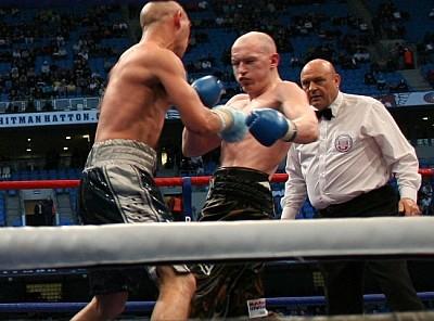 Watson Hatton131 Ringside Boxing Report: Craig Watson Vs. Matthew Hatton