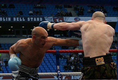 Watson Hatton21 Ringside Boxing Report: Craig Watson Vs. Matthew Hatton