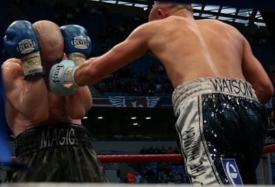 Watson Hatton71 Ringside Boxing Report: Craig Watson Vs. Matthew Hatton