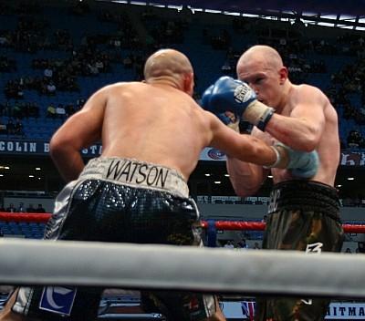 Watson Hatton81 Ringside Boxing Report: Craig Watson Vs. Matthew Hatton