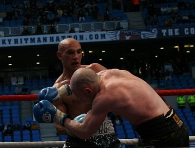 Watson Hatton91 Ringside Boxing Report: Craig Watson Vs. Matthew Hatton
