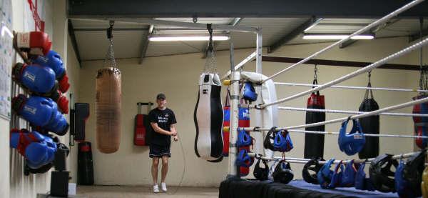 Boxing gym spotlight wednesbury academy