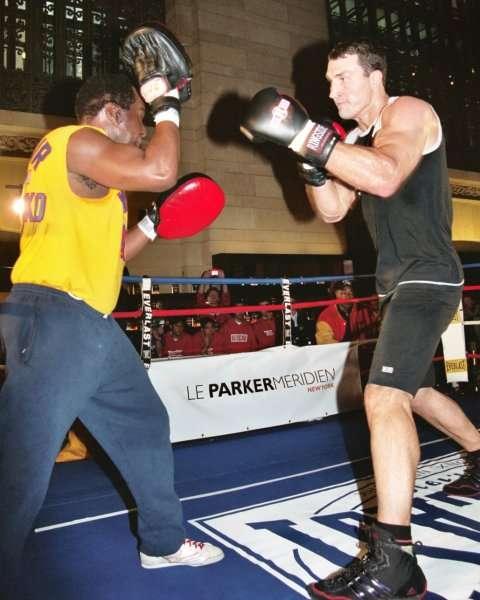 Boxing Media Week: Calvin Brock