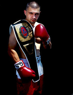 Wolakpix1 Ring Promotions Boxing: Pawel Wolak Headlines Huntington Hotel