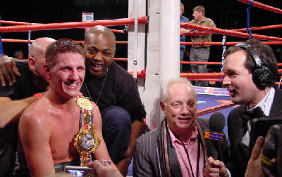 WoolcombePortman1 Ringside Boxing Report: Gary Woolcombe vs. Marcus Portman