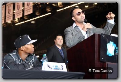 Zab Judah Paulie Malignaggi Brooklyn Bash: Judah vs. Malignaggi Highlights Barclays Show