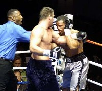 Abell Monaco 5 Ringside Boxing Report: Joey Abell   Louis Monaco/Chazz Witherspoon   Earl Ladson
