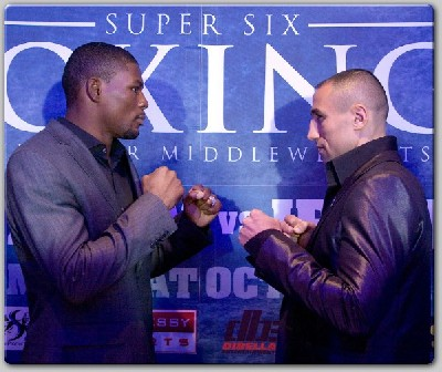 AbrahamTaylor31  Showtime Boxing: Abraham, Taylor Square Off In Berlin