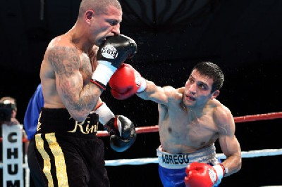 Abregu vs Estrada1 Showtime Boxing: Abregu Wins Controversial Split Decision Over Estrada