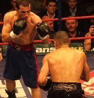 Akaash Bhatia Youssef Al Hamidi31 Ringside Boxing Report: The Haymaker David Haye v Giacobbe Fragomeni