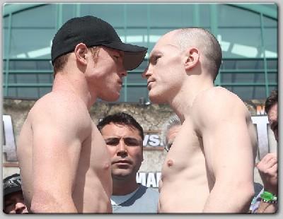 AlvarezHatton1 Boxing Preview: Matthew Hatton vs. Saul Alvarez