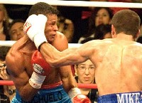 Arnaoutis Torres21 Ringside Boxing Report: Erik Morales   Manny Pacquiao