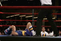 Baeza down Ringside Boxing Report: NY Daily News Golden Gloves   Part II