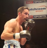 Bendall Jones1 Ringside Boxing Report: Colin Lynes   Young Mutley