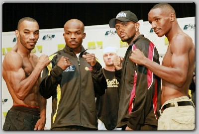 BradleyCampbell WitterAlexander1 Boxing Weights: Bradley vs. Campbell, Witter vs. Alexander