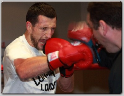 CarlTheCobraFroch1 Showtime Boxing: Carl The Cobra Froch Quotes
