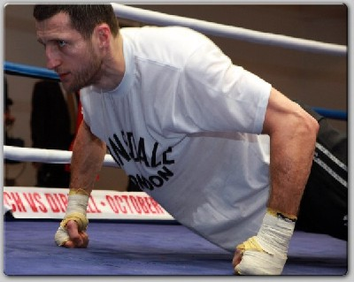 CarlTheCobraFroch31 Showtime Boxing: Carl The Cobra Froch Quotes