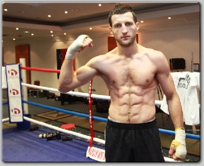 CarlTheCobraFroch41 Showtime Boxing: Carl The Cobra Froch Quotes