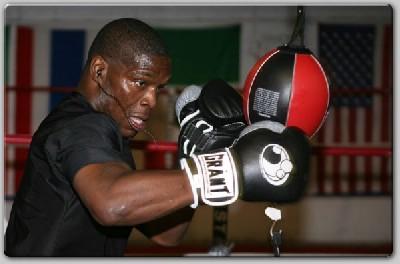 CorySpinksbag1 Don King Boxing: Spinks, Cloud, Alexander, Kotelnik, Coyne Hit St. Louis