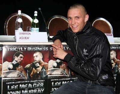 Exclusive Boxing Interview: Darren Askew