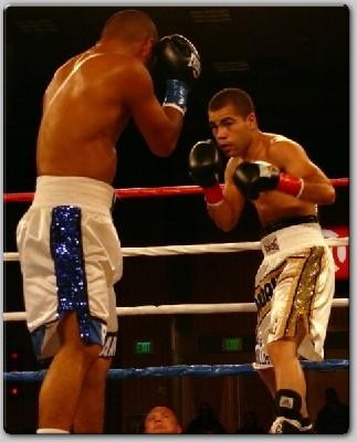 De1 Ringside Boxing Report: Tyrone Harris vs. Marvin Quintero