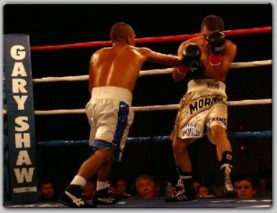 De21 Ringside Boxing Report: Tyrone Harris vs. Marvin Quintero