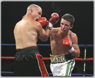 Deanaction1 Irish Boxing Prospect Dean Byrne Faces Jose Reynoso In Las Vegas