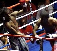Douglas Ganaway 4 Ringside Boxing Report: Joey Abell   Louis Monaco/Chazz Witherspoon   Earl Ladson