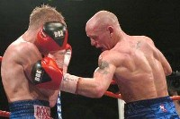 Edwards Robinson10 Boxing Result: Chris Edwards   Dale Robinson 2