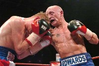 Edwards Robinson7 Boxing Result: Chris Edwards   Dale Robinson 2