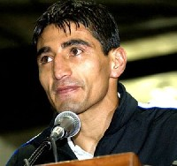 Eric Morales2 Ringside Boxing Report: Erik Morales   Manny Pacquiao