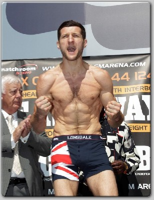FROCHBUTE11 Can Bute Prove Hes World Class Against Froch?