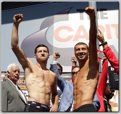 FROCHBUTE2 Boxing Preview Analysis: Lucian Bute vs. Carl Froch