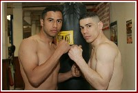 Garcia Rivera Boxing Quotes: Jose Antonio Rivera   Alejandro Garcia