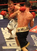 Gary McMillan Scott Woolford11 Ringside Boxing Report: The Haymaker David Haye v Giacobbe Fragomeni