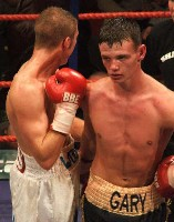 Gary McMillan Scott Woolford21 Ringside Boxing Report: The Haymaker David Haye v Giacobbe Fragomeni