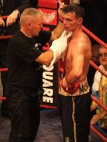 Gary McMillan Scott Woolford31 Ringside Boxing Report: The Haymaker David Haye v Giacobbe Fragomeni