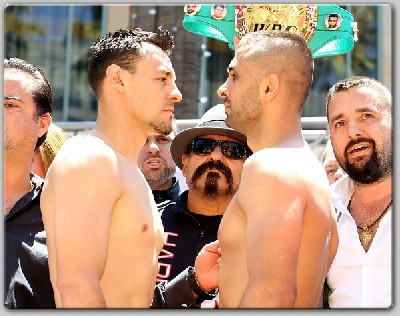 GuerreroAydin1 Ghost Guerrero Steps Up To Welter With Aydin Challenge