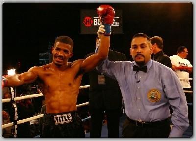 Harris31 Ringside Boxing Report: Tyrone Harris vs. Marvin Quintero