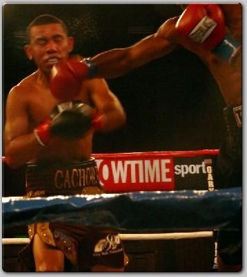 Harris41 Ringside Boxing Report: Tyrone Harris vs. Marvin Quintero