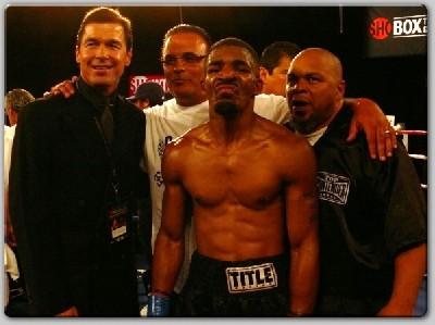 Harris51 Ringside Boxing Report: Tyrone Harris vs. Marvin Quintero